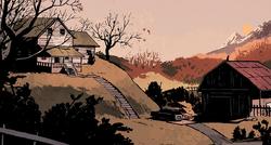 Hume Farm (comics)