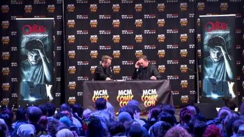 Philip Glenister Talks Outcast @ MCM London Comic Con