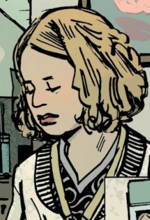 Samantha Johnson (Comic Series)
