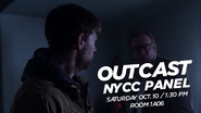 Outcast is coming to NYCC