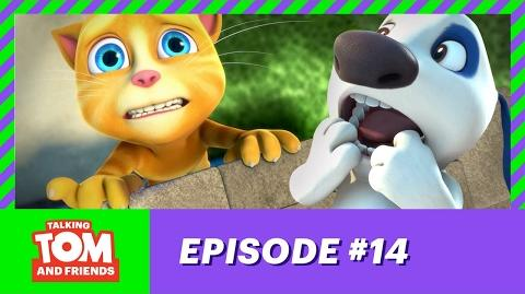 Talking Tom and Friends - Think Hank (Season 1 Episode 14)