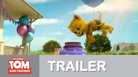Talking Ginger's Birthday - Official Trailer