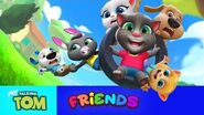 EXCLUSIVE PREVIEW- My Talking Tom Friends - Trailer