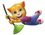 Ginger (Talking Tom and Frends)