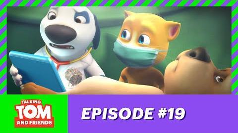 Talking Tom and Friends - Doc Hank (Season 1 Episode 19)