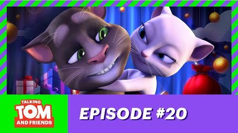 Talking Tom and Friends - Angela's Heckler (Season 1 Episode 20)