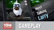 Talking Larry - Gameplay Trailer