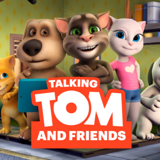 Talking Tom and Friends Logo