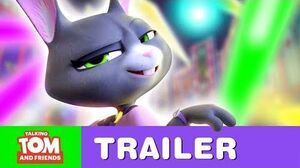 Who is the New Girl in Town? - Talking Tom and Friends NEW EPISODES Trailer