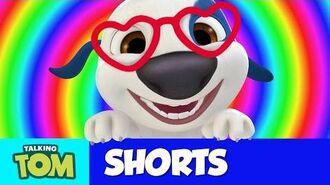 Talking Tom Shorts 27 - Hank's Glasses