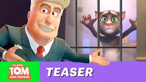 Talking Tom and Friends - The Rise of The CEO (Teaser)