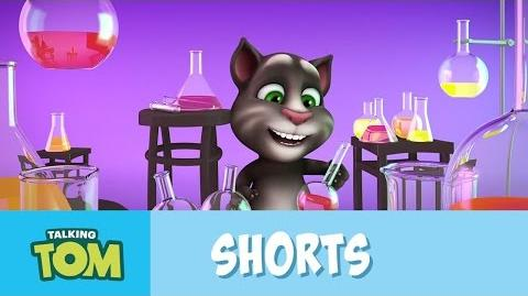 My Talking Tom ep.4 - Potions