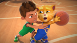 GingerBasketball