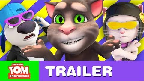 Talking Tom and Friends - Cooler Things (Trailer) NEW EPISODES OCTOBER 5