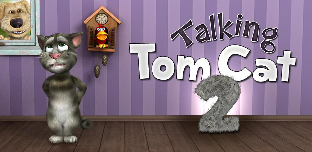 Download talking tom cat 2 free (free) for android.