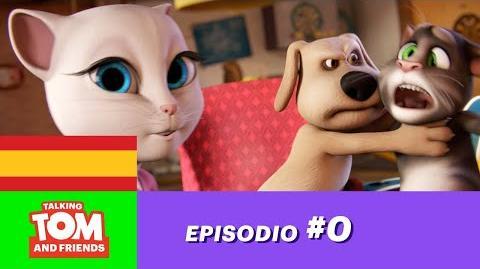 La audición - Talking Tom and Friends (Episodio - Temporada 1)