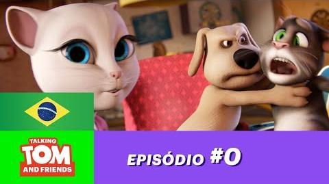 A Audição (Episódio 0) - Talking Tom and Friends