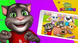 🎮 NEW GAME! Join Your Favorite Friends Play My Talking Tom Friends