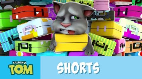 My Talking Tom ep.17 - The Art of Packing