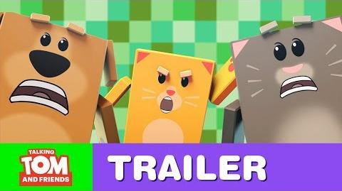 This Changes EVERYTHING! Talking Tom and Friends Season Finale TRAILER