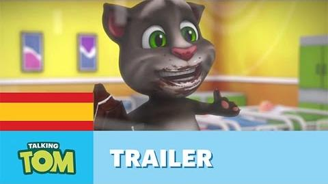 Mi Talking Tom - Tráiler Oficial