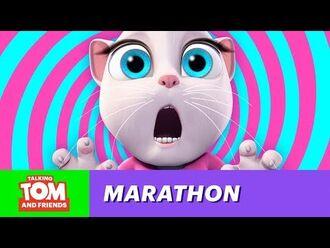 Talking Tom and Friends Marathon Part 2 (4.5 hours)