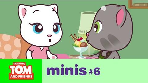 Talking Tom and Friends Minis - Part Time Job (Episode 6)