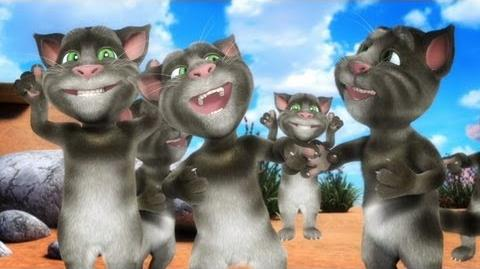 Talking Friends - Talking Friends Ep7 Multipli-Kitty - by Disney