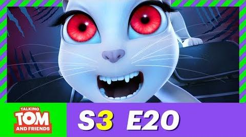 Hank vs. Vampires - Talking Tom and Friends Season 3 Episode 20