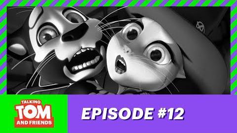 Talking Tom and Friends - App-y Halloween! (Season 1 Episode 12)