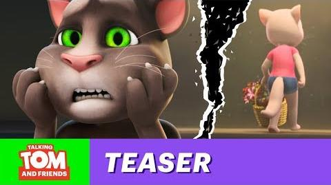 Talking Tom and Friends - A Couple of Problems (Season 3 Teaser)