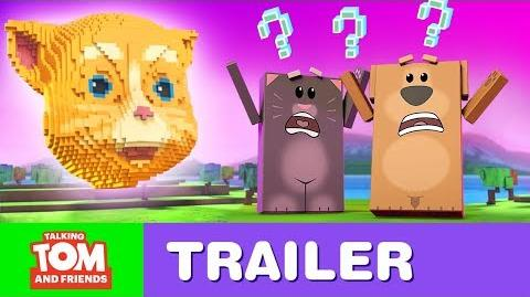Friends are back! 😁 NEW Episodes of Talking Tom and Friends (Season 3 Trailer)