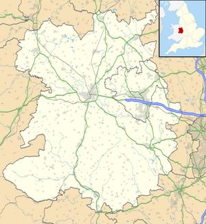 Localización de Ellesmere