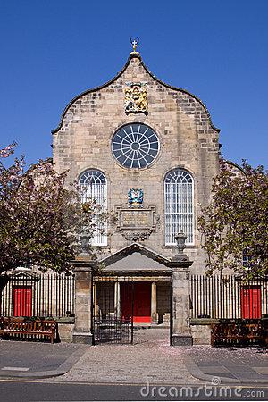 Iglesia Canongate