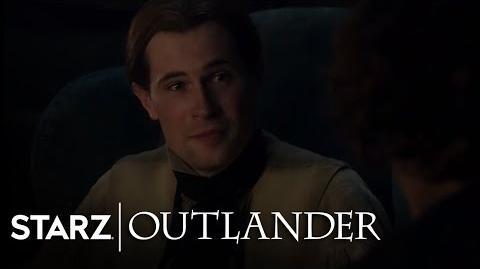 Outlander Season 3, Episode 3 Clip Jamie and Lord John Grey STARZ