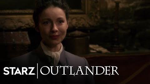 Outlander Season 3, Episode 6 Clip Do You Want Me? STARZ