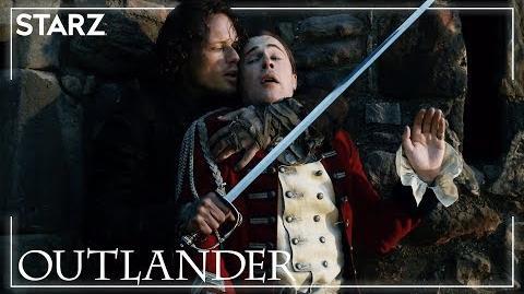 Outlander Lord John Grey STARZ