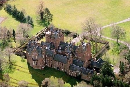 Castillo Beaufort real
