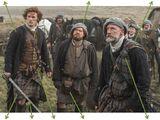 Atuendo de los Highlanders