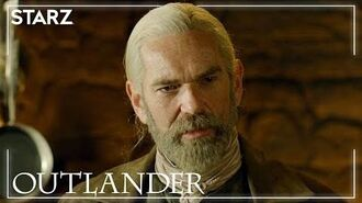 Outlander Saying Goodbye to Murtagh Season 5