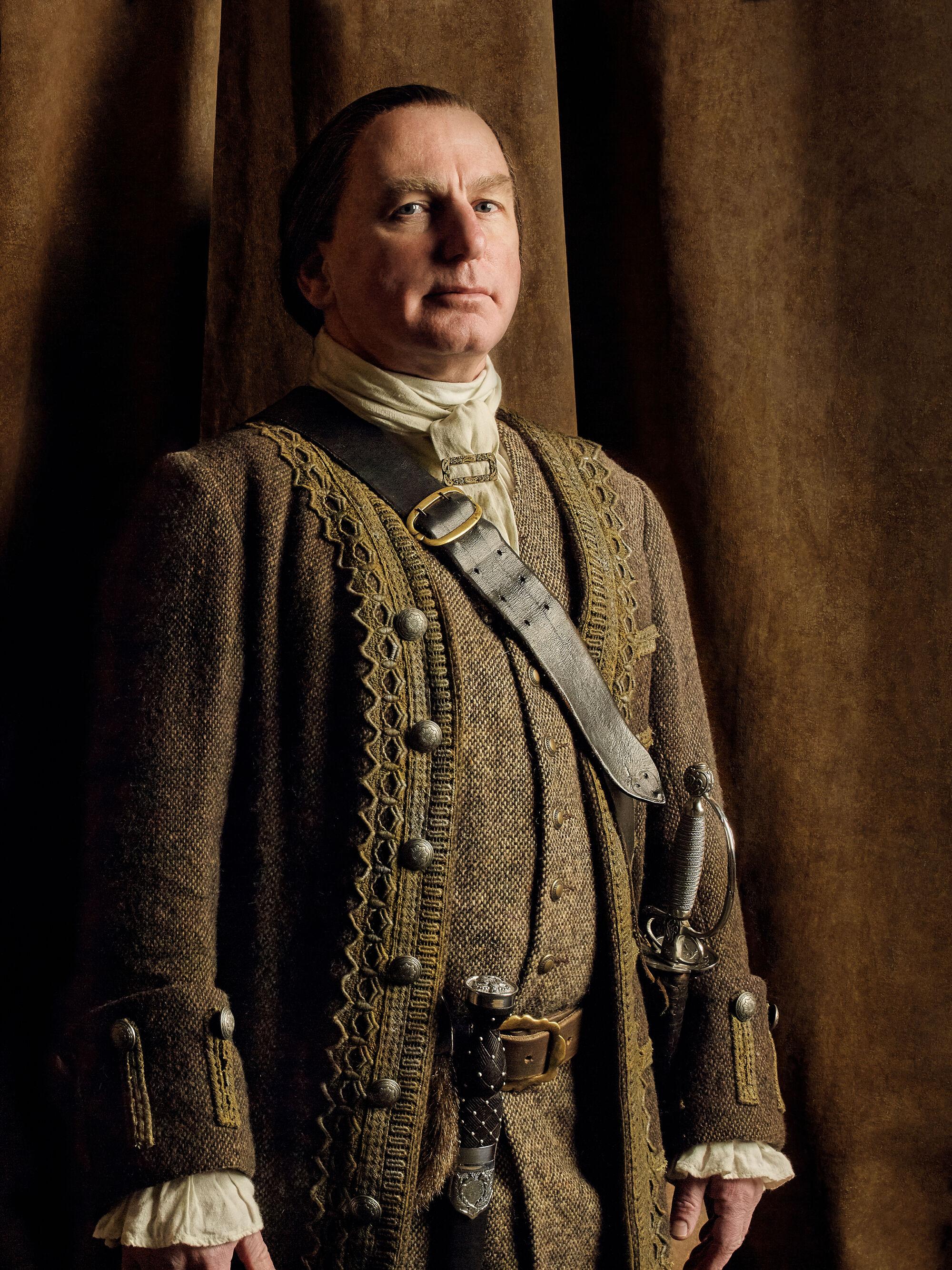 Colum MacKenzie | Outlander Wiki | FANDOM powered by Wikia