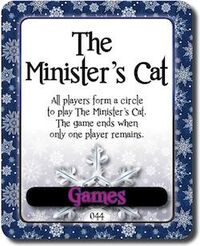 The Minister's Cat