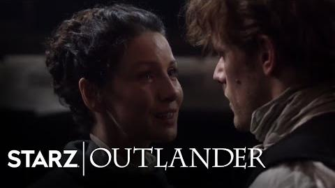 Outlander Season 3, Episode 6 Clip Two of Us Now STARZ