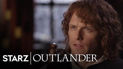 Outlander Parallel Lives STARZ