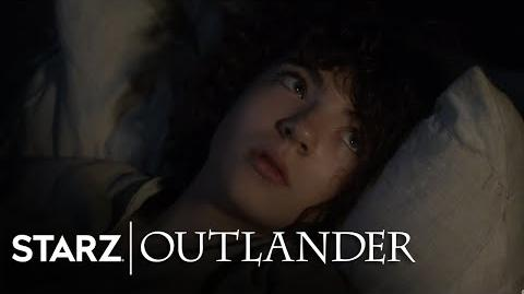Outlander Season 3, Episode 2 Clip Fergus STARZ