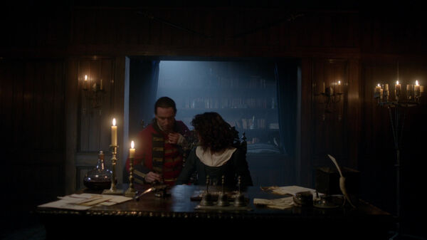 T01E08 Randall interroga a Claire