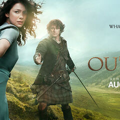 Outlander Key Art