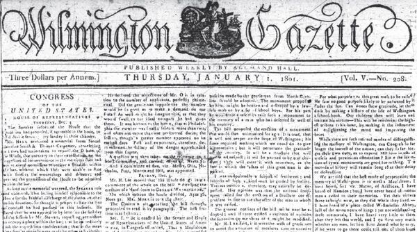 Wilmington-gazette-real-1801
