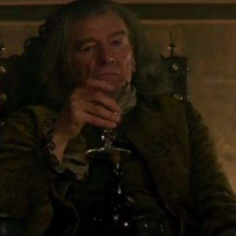 Clive Russell as Simon Fraser, Lord Lovat
