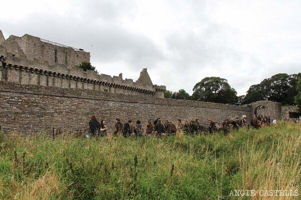 Craigmillar Castle Grabación 1